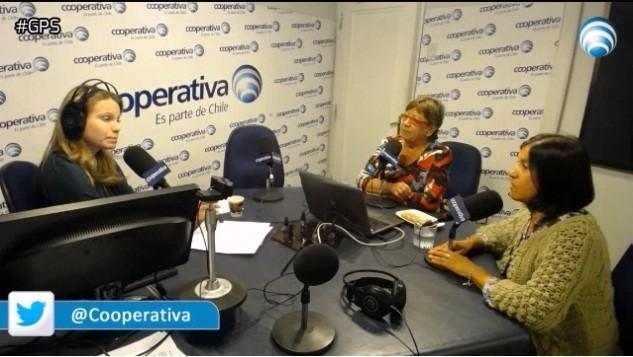 Soledad Onetto entrevista en Radio Cooperativa a dos emblemáticas ...